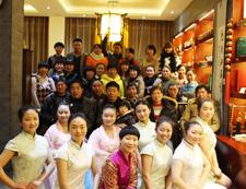 2014年和平茶业安康店茶艺比赛