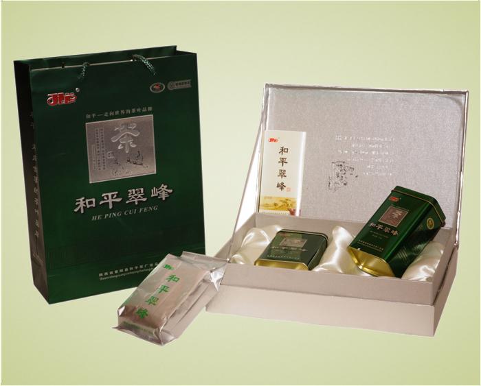 和平翠峰-二级-250g-380元-编码:802028