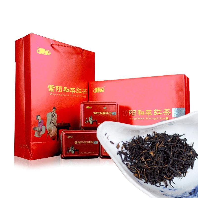 紫阳富硒红茶-一级-360元-120g-编码:813031