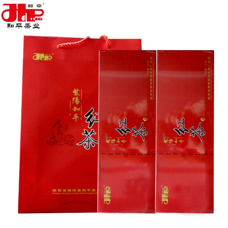 紫阳富硒红茶-二级-120g-160元-编码:813017
