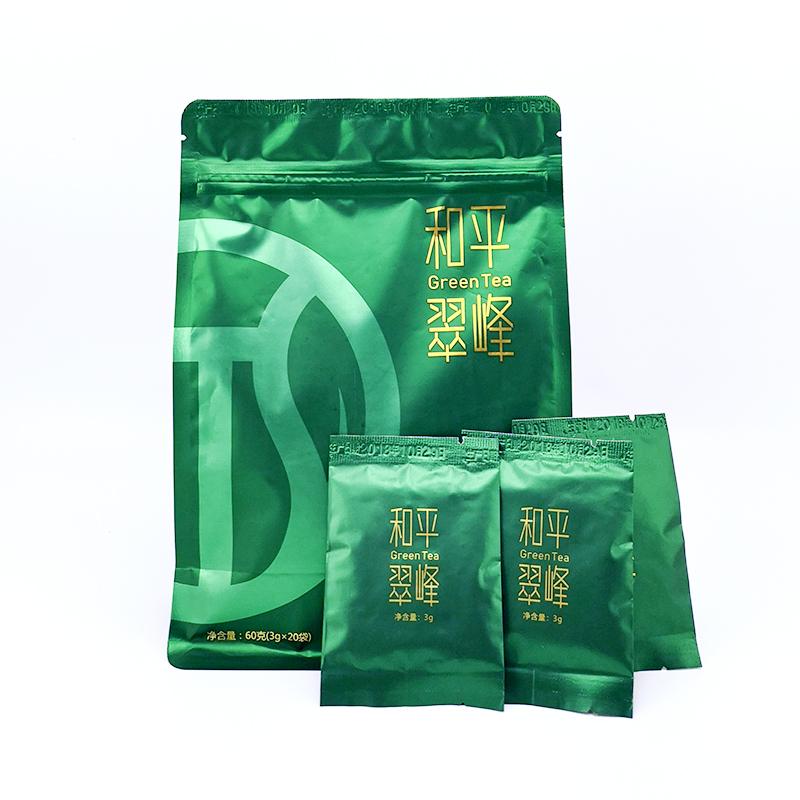 和平翠峰-一级袋装-60g-160元